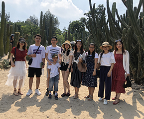 Wisdom Team Trip To Xiamen
