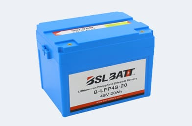 Motive Power Battery