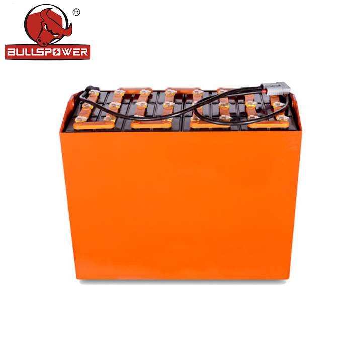48 volt Flooded Lead Acid forklift battery
