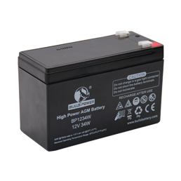 BPH Series High-Rate Batteries
