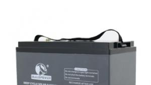 BPD Series -AGM Deep Cycle VRLA Battery