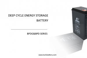 What is the difference between a lead-acid car battery and a deep cycle battery?