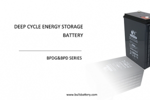 DEEP CYCLE BATTERIES INTRODUCTION