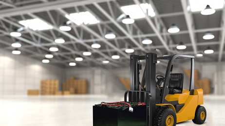 How to avoid paying double for your forklift battery