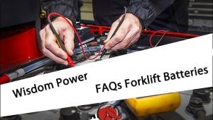 FAQs Forklift Batteries