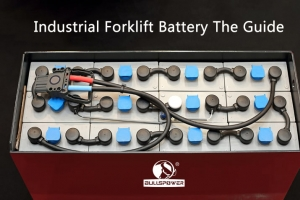 Industrial Forklift Battery The Guide