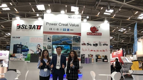 Wisdom Power China 2019 Intersolar Exhibition Is A Complete Success