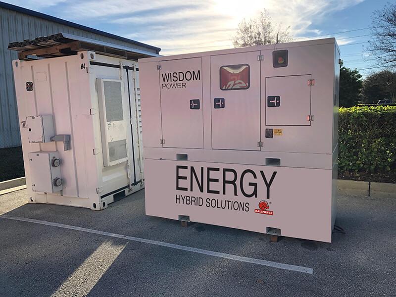 Energy Hybrid Solutions