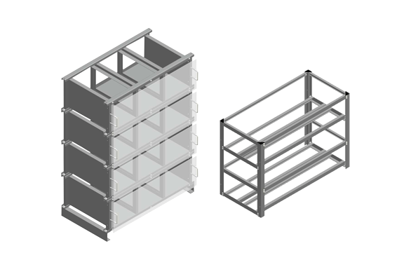 Battery Racks & Accessories