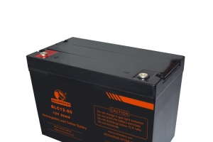 【New product】 Maintenance-free, durable and long shelf-life battery