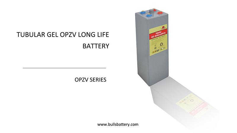 Tubular Gel Batteries from Wisdom Power - Solar Battery