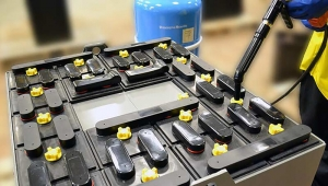 Forklift Battery Watering: Everything You Need to Know