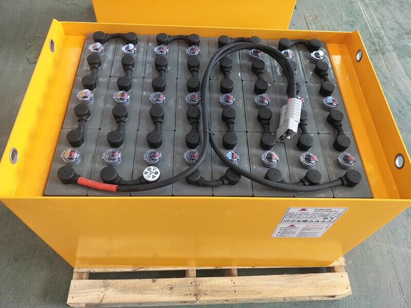 forklift battery cell