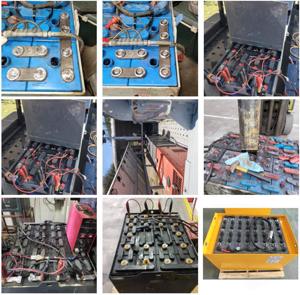 Your forklift batteries is Broken: Replacement or Repair?