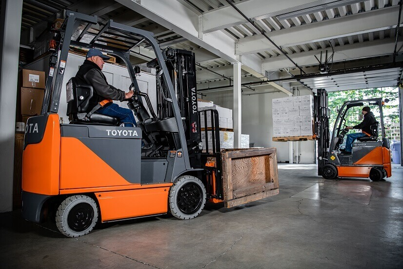 BULLSPOWER Tells You How To Choose Electric Forklift Batteries in 2021