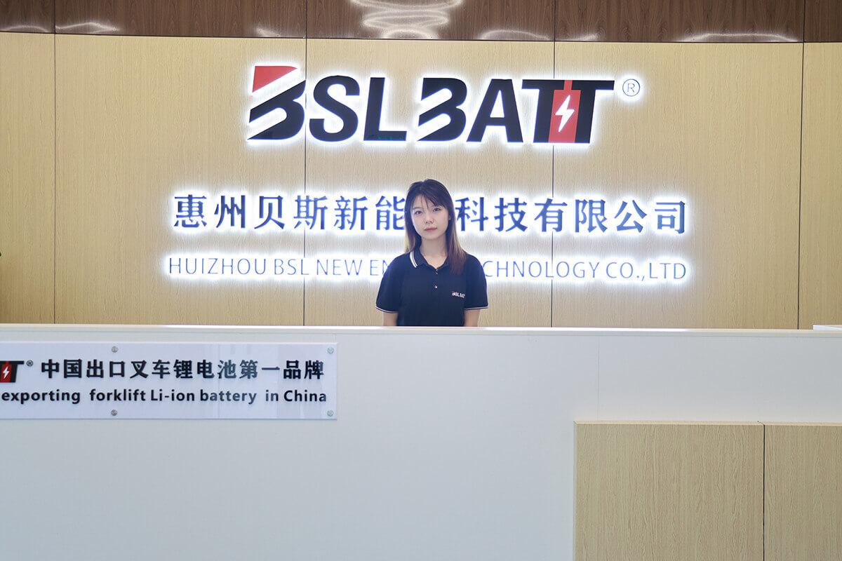 BSLBATT Electric forklift battery