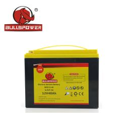 12V 40Ah Electric Rickshow Battery