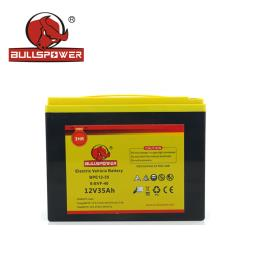 12V 35Ah Electric Vehicles Battery