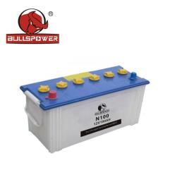12V 100ah Dry Charged Automotive Battery