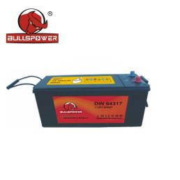 DIN Series 12V 150Ah Start Car Battery
