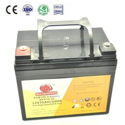 BPH 12V 35AH vrla agm battery