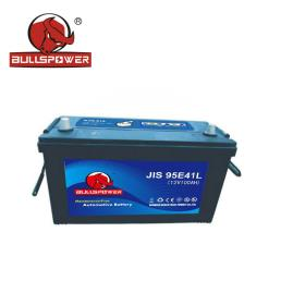 JIS 12V 100Ah Auto Accumulator Car Battery