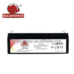 12V 2Ah Emergency Power Systems Battery