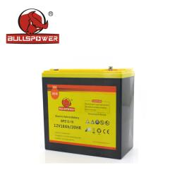 12V 18Ah Electric Bike Motive Battery