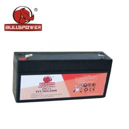 6V 3.3Ah Security Systems battery