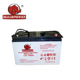 12V 100Ah Deep Cycle Solar GEL Battery