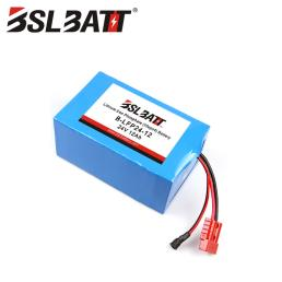 24V Rechargeable Solar Energy Storage Lithium Battery
