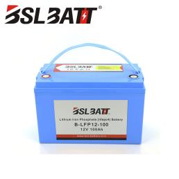 lithium battery 12V 100AH Solar Battery System